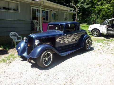 older paint 1933 Plymouth P15 hot rod for sale