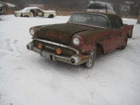 project 1957 Buick Century hot rod for sale