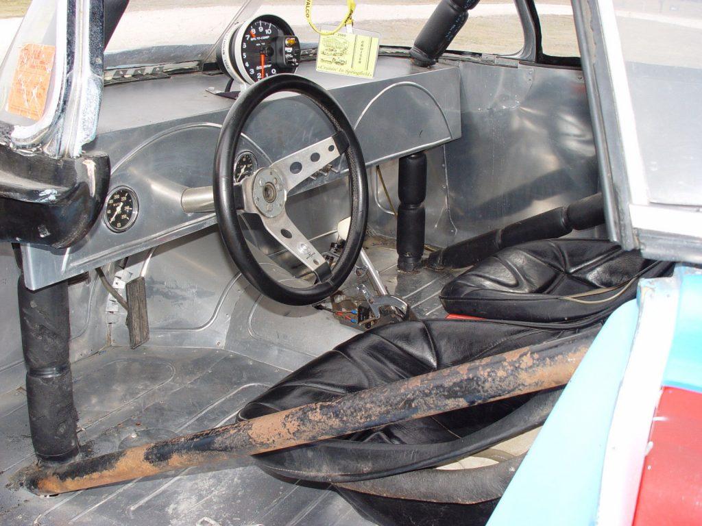 REAL 60's GASSER 1960 Chevrolet Corvette hot rod