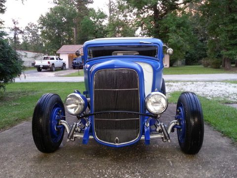 well built 1932 Ford Victoria Hot Rod for sale