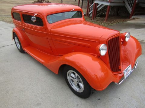low miles since build 1935 Chevrolet Hot Rod for sale