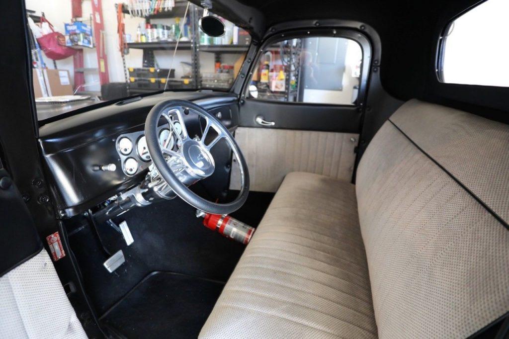 new 383 stroker 1939 Chevrolet Pickups Hot Rod