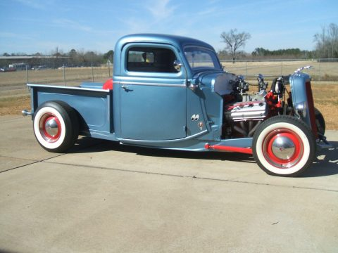 old school 1935 Ford F 100 HOT ROD for sale