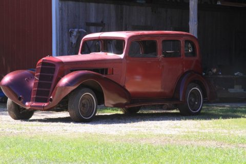 rare 1935 Cadillac 355 D SERIES hot rod for sale