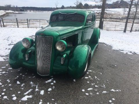 show ready 1935 Dodge Custom hot rod for sale