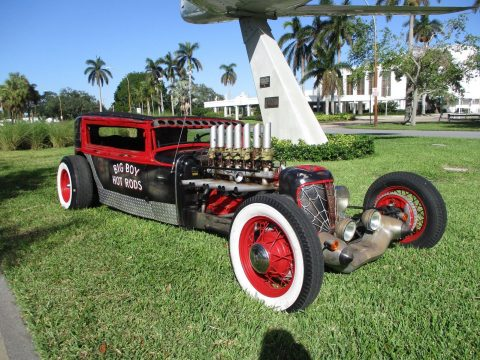 badass 1930 Ford Model A hot rod for sale