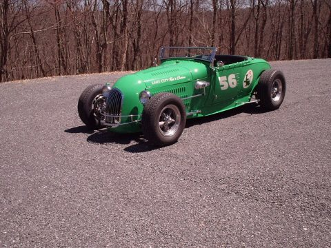 Dino Special Track Roadster 1929 Ford Model A Hot Rod for sale
