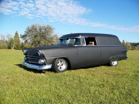 drives great 1955 Ford Sedan Delivery hot rod for sale