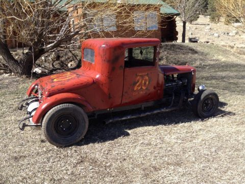 drives wery well 1920 Dodge hot rod for sale