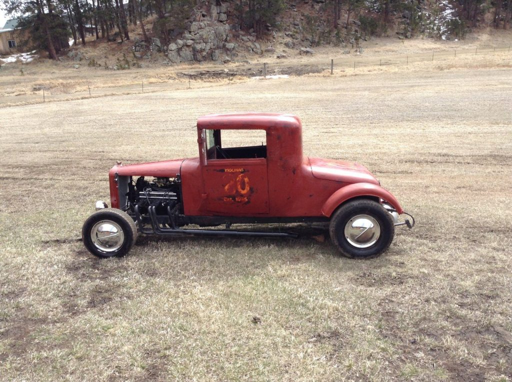 drives wery well 1920 Dodge hot rod