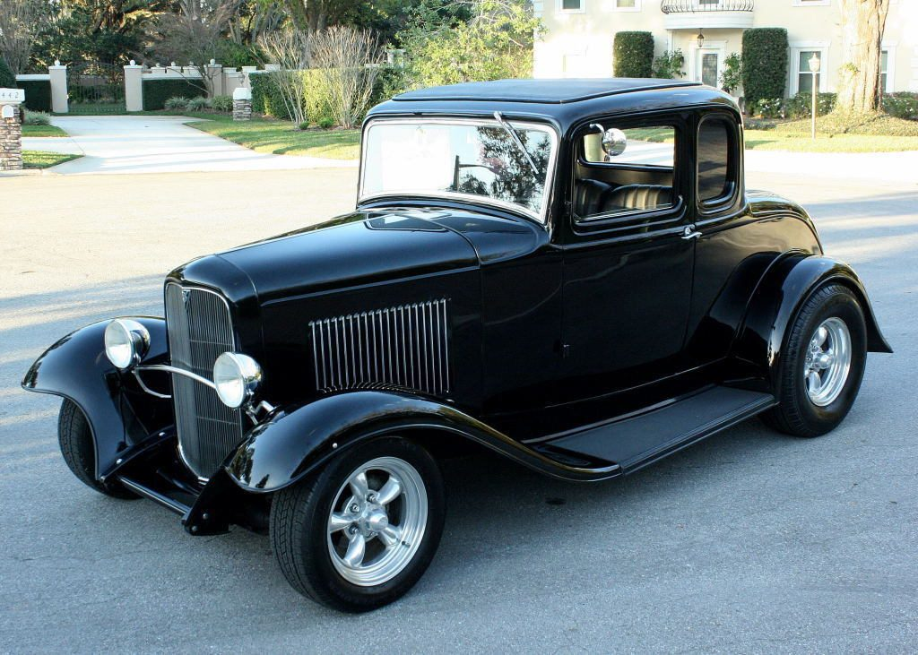 excellent 1932 Ford Model A Model B Hot rod Sleeper