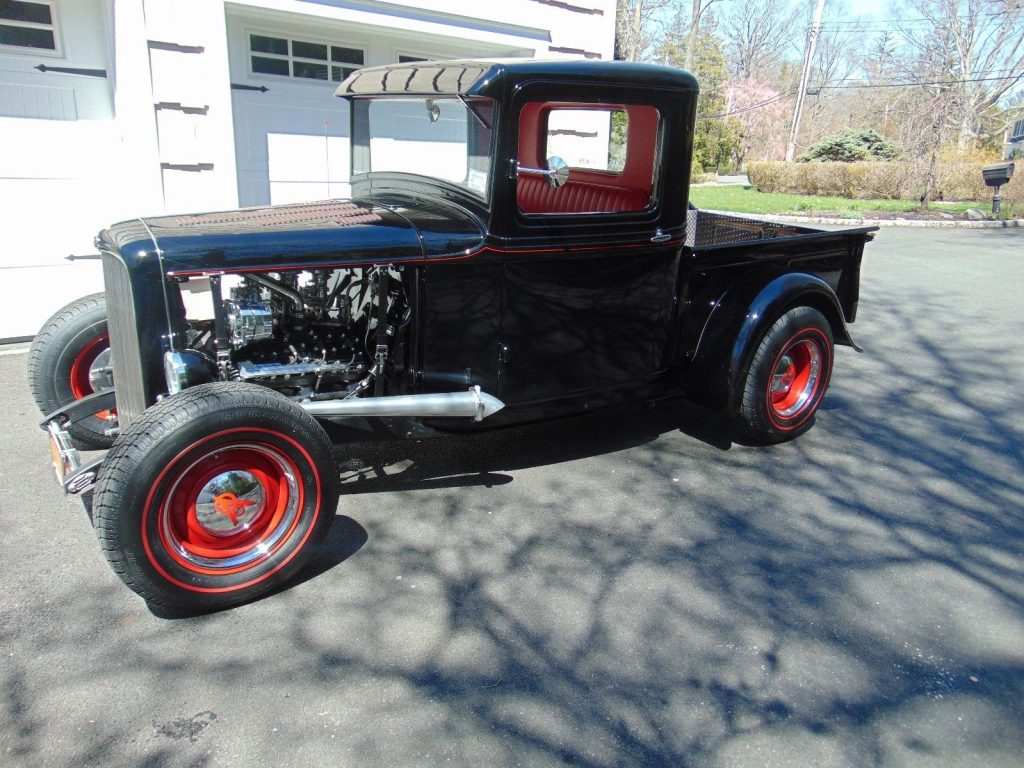 FLAWLESS 1932 Ford Model A hot rod