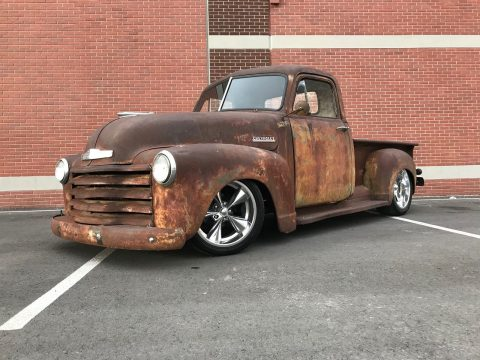 PATINA 1952 Chevrolet Pickup C 10 3100 hot rod for sale