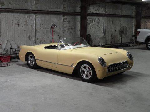restomod 1954 Chevrolet Corvette hot rod for sale