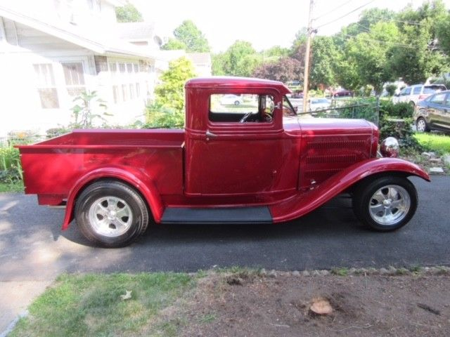 runs great 1932 Ford Pickup hot rod