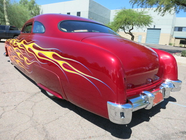 show winner 1951 Mercury Coupe hot rod
