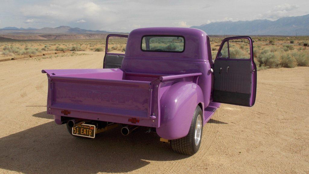 custom 1951 Chevrolet C/K Pickup 1500 hot rod