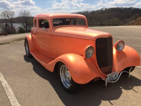 excellent shape 1934 Ford 5 Window Coupe Hot Rod for sale
