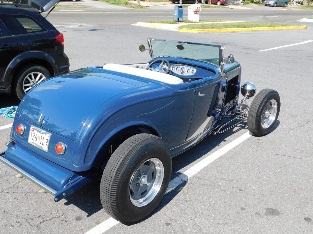 all steel 1932 Ford Roadster Street Rod Hot Rod