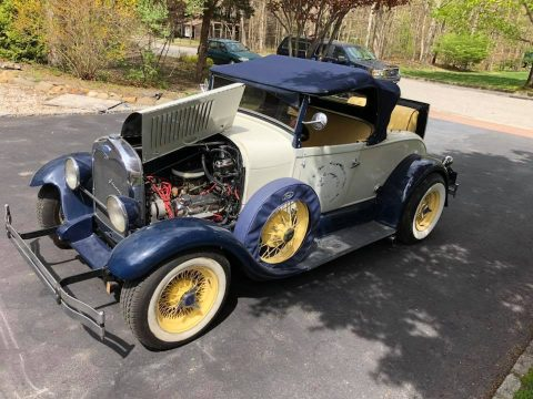 build kit 1929 Ford Model A hot rod for sale