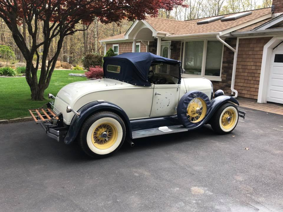 build kit 1929 Ford Model A hot rod