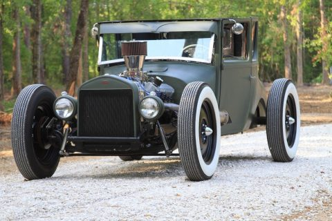 chopped 1926 Ford Model T hot rod for sale