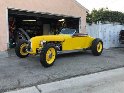fiberglass body 1927 Ford Model T hot rod for sale
