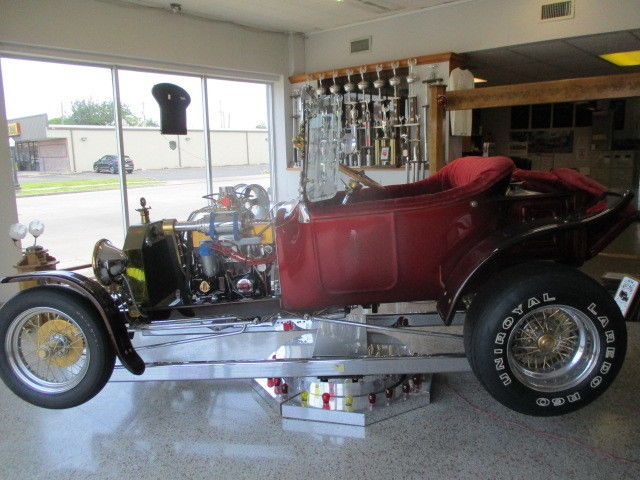 Full Custom 1923 Ford Model T hot rod