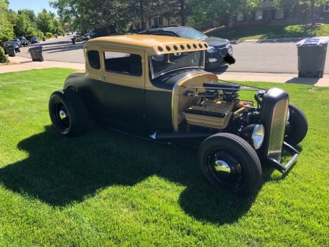 Hemi powered 1930 Ford Model A hot rod for sale