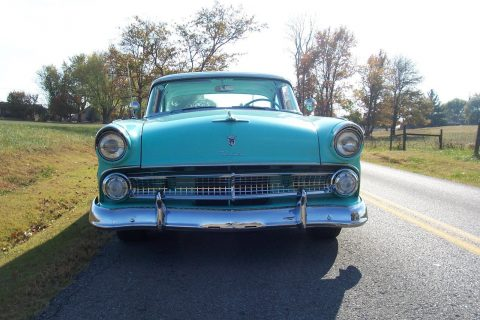 mint 1955 Ford Crown Victoria hot rod for sale