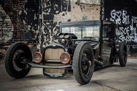 newly built 1927 Ford Model T Hot Rod for sale