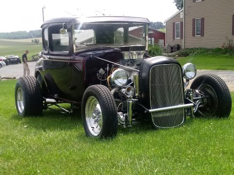 show quality 1931 Ford Model A hot rod for sale