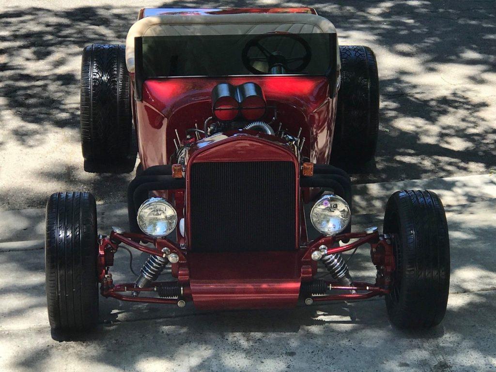 show rod 1923 Ford bucket Rat rod, hot rod