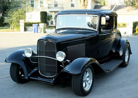 Sleeper 1932 Ford Model A Model B Hot rod for sale