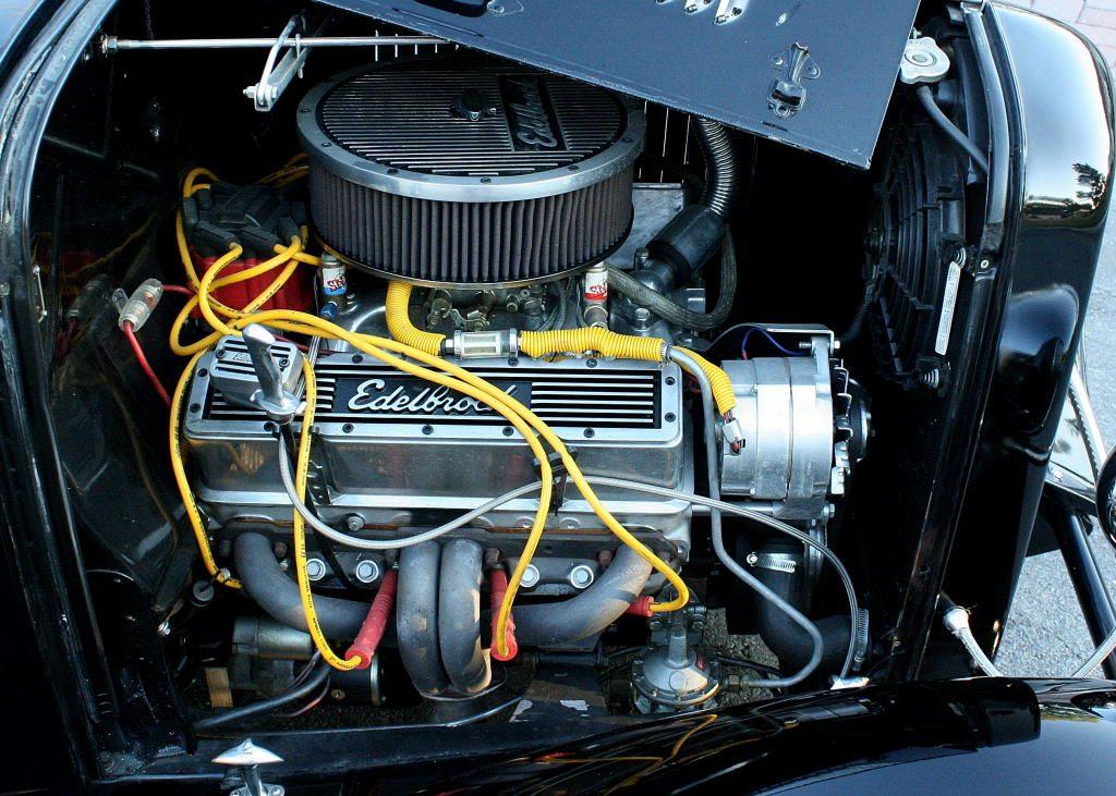 Sleeper 1932 Ford Model A Model B Hot rod