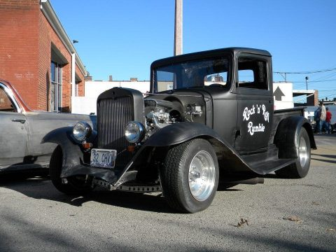 small block 1932 Chevrolet Pickup hot rod for sale
