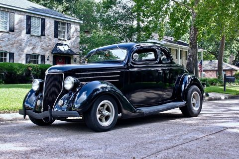beautiful 1936 Ford Coupe hot rod for sale
