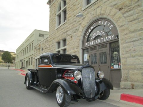 big block 1936 Chevrolet hot rod for sale
