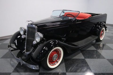 classic flathead 1934 Ford Ute Hot Rod for sale