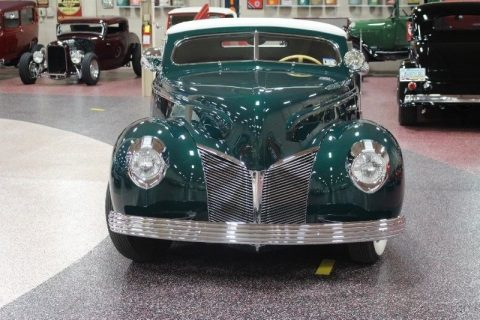 clean 1940 Mercury Hot Rod for sale