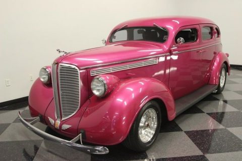 cool 1938 Dodge D8 hot rod for sale