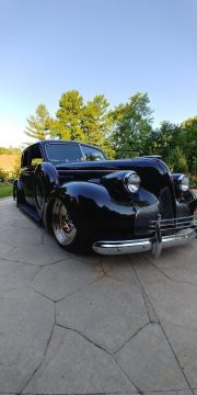 luxurious cruiser 1939 Buick Century hot rod for sale