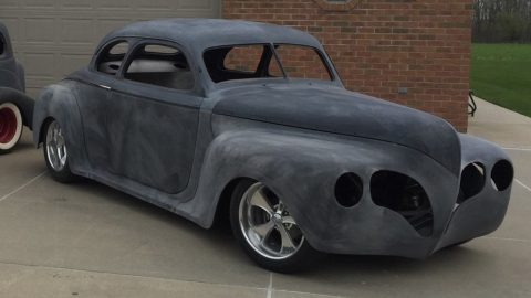 needs work 1941 Dodge hot rod for sale