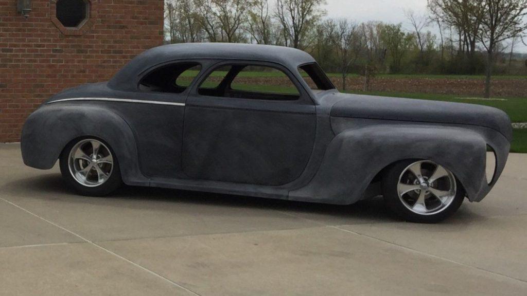 needs work 1941 Dodge hot rod