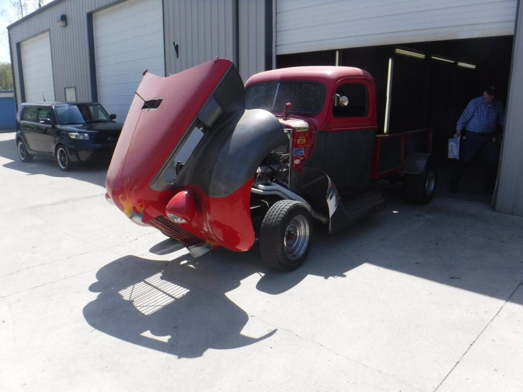 rodders truck 1940 Ford Pickup hot rod