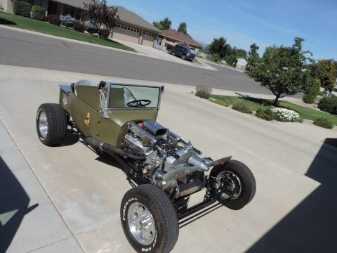 small block 1923 Ford T Bucket hot rod for sale