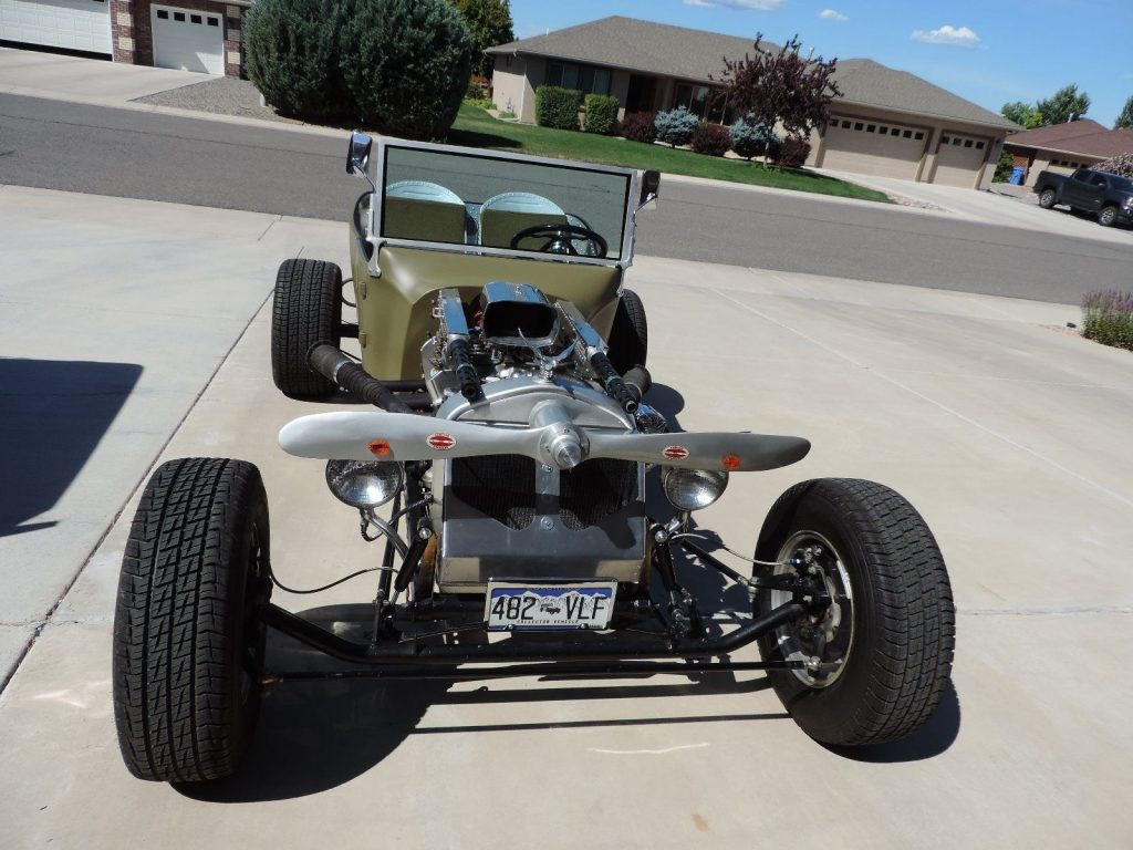 small block 1923 Ford T Bucket hot rod