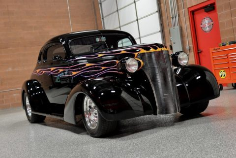 unique 1938 Chevrolet Master Coupe Hot Rod for sale