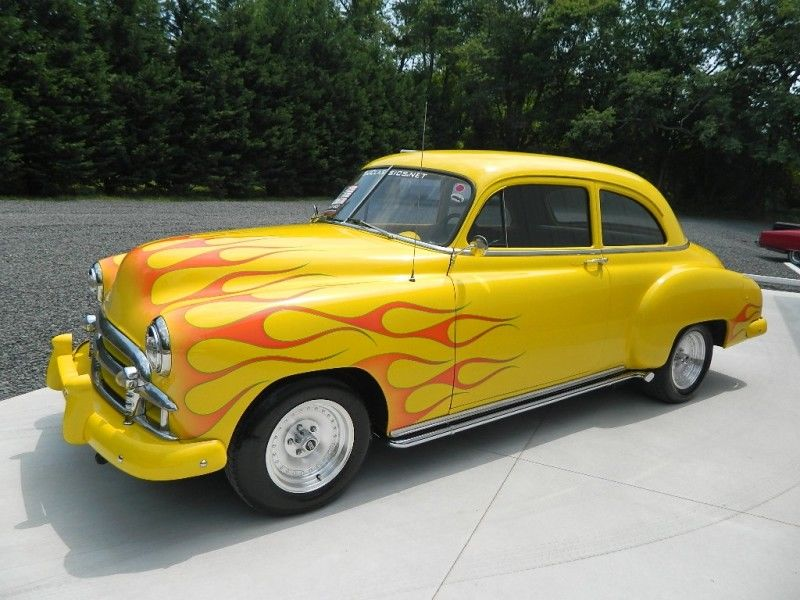 great running 1950 Chevrolet Bel Air/150/210 hot rod