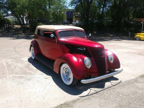 head turner 1937 Ford Roadster hot rod for sale